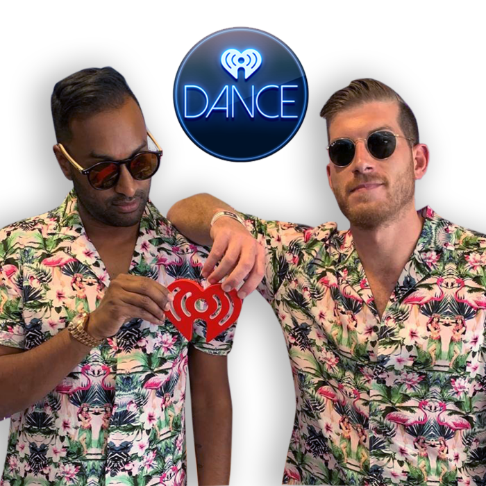 iHeartRadio Dance with Zannon & Tony B