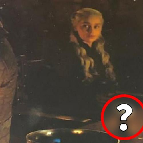 Did You Spot This Massive Game Of Thrones Blooper?