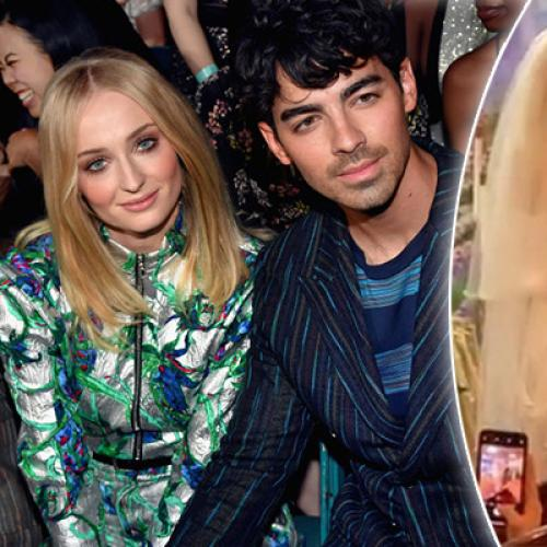 Joe Jonas And Sophie Turner Get Married In Secret Ceremony