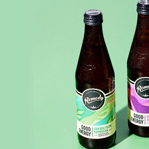 Someone Just Made A Kombucha-Based Energy Drink!