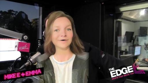 Mike E And Emma Try The Gender-Swap Snapchat Lens