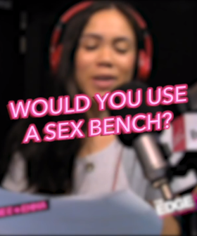 Would You Use a Sex Bench?