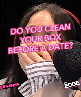 Do You Clean Your Box Before A Date?