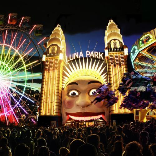 Win Unlimited Rides Passes To Luna Park With Mike E & Emma!