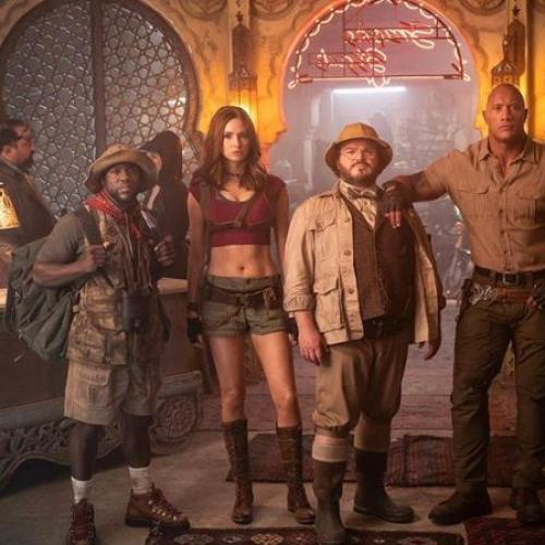 The Jumanji Sequel Trailer Is Here And It's Hilarious