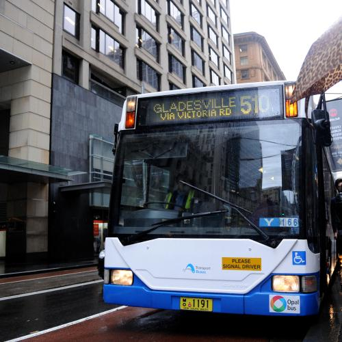 Sydney Bus Commuters Can Now 'Tap On And Off' Using Credit Card