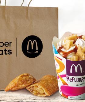 McDonald's Is Bringing Back The Apple Pie McFlurry
