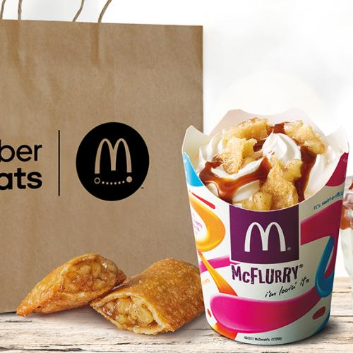 McDonald's Is Bringing Back The Apple Pie McFlurry