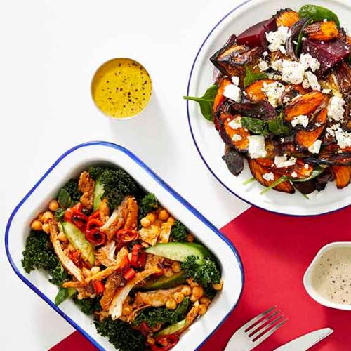 Chargrill Charlie's Launches Anti-Aging Salad Range
