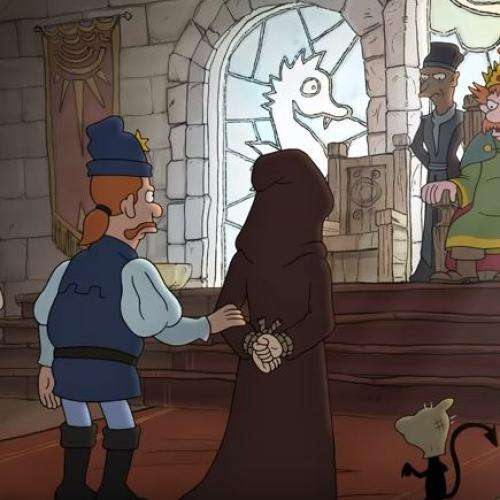 Clip Drops For Matt Groening's Netflix Show, Disenchantment