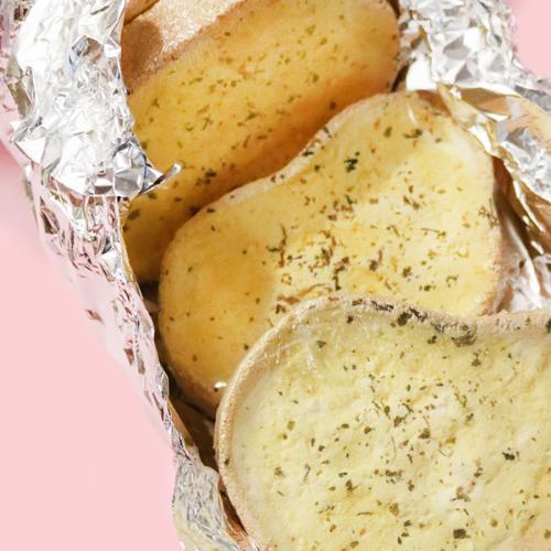 You Can Actually Buy A Garlic Bread Bath Bomb