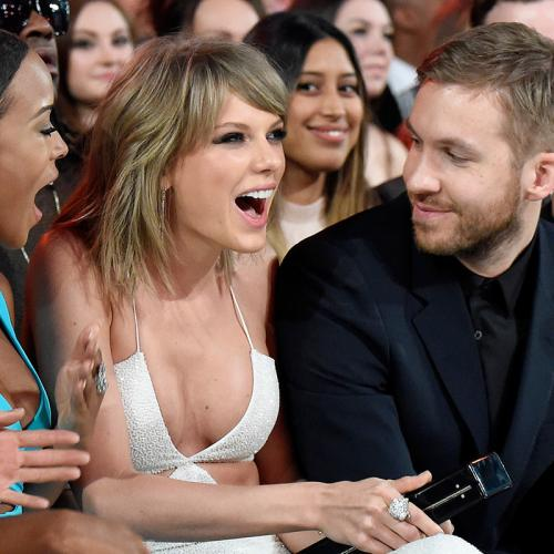 Calvin Harris Reportedly Planning to Propose to Taylor Swift