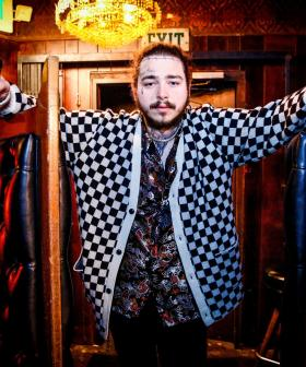 Post Malone Opens Up About Face Tattoos