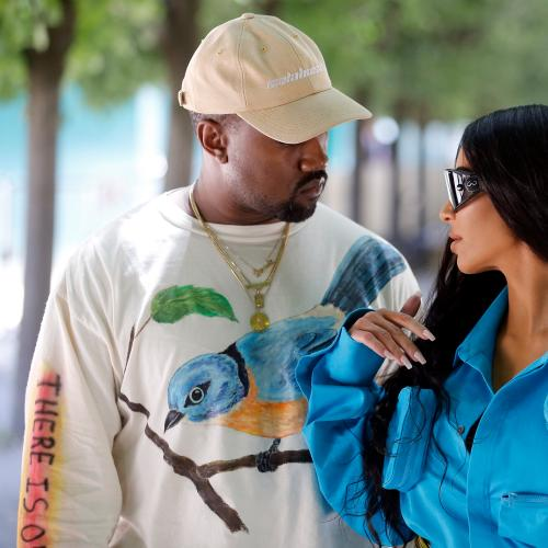 Kim Kardashian And Kanye West Had A Rocky Start