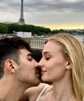 Pics From Joe Jonas & Sophie Turner's Second Wedding In France