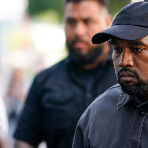 Kanye West Left Devo After Bad News About His Dad