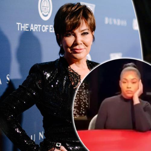 Kris Jenner Addresses Jordyn Woods' Red Table Talk Interview