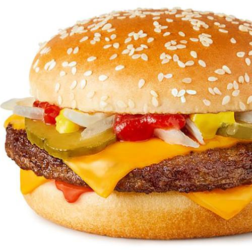 McDonald's Unveil A Quarter Pounder Chilli On Their Menu
