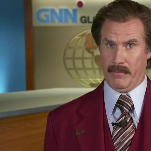 The Ron Burgundy Podcast Is Launching on iHeartRadio!
