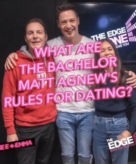 Matt Agnew's Rules For Dating