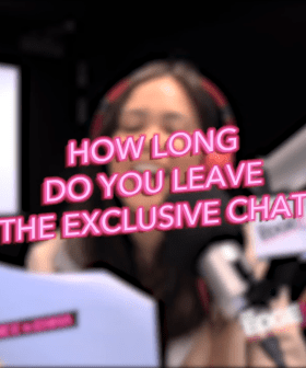 How Long Do You Leave The Exclusive Chat?