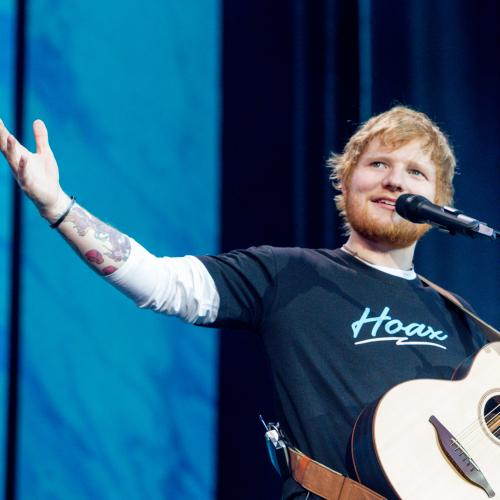 Here's Why Ed Sheeran Failed Music Performance At College