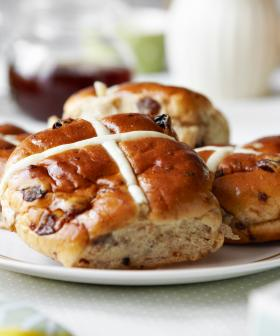 Coles Announce That Hot Cross Buns Will Be Available All Year Round