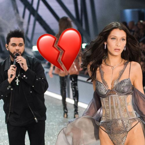 Bella Hadid And The Weeknd Have Broken Up Again