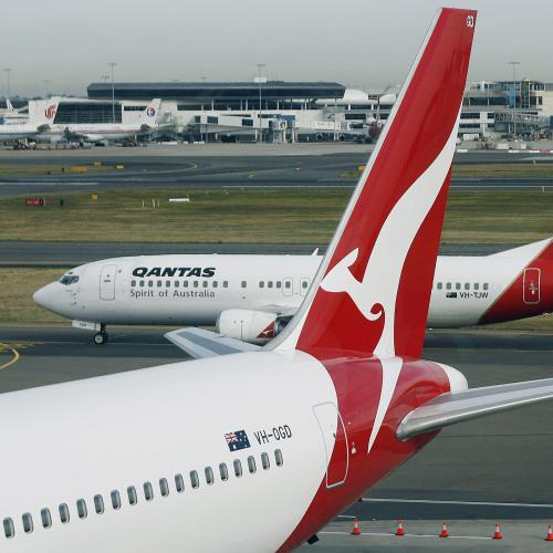 Gale Force Winds Prompt Flight Cancellations At Sydney Airport