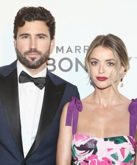 Brody Jenner Is Defending Kaitlynn Carter Over That Kiss With Miley Cyrus