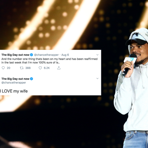 "Chance the Rapper Responds To Reviewers Slamming ""The Big Day"""
