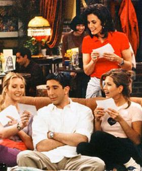 The FRIENDS Couch Will Tour Around Australia