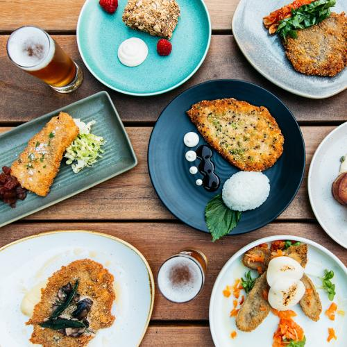 A Schnitzel Degustation Is Coming To Sydney