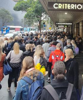 "Sydney Train Commuters Told To ""Get Out And Walk"""