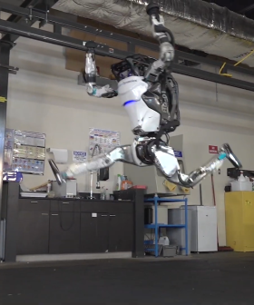 Boston Dynamics Latest Update to 'Atlas' Has It Performing Gymnastics Routines