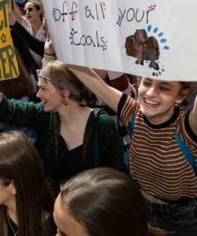 "University Students Offered ""Full Marks"" On Assessment If They Attend Today's Climate Protest"