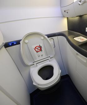 Flight Forced To Divert After Passenger Gets Stuck In Bathroom
