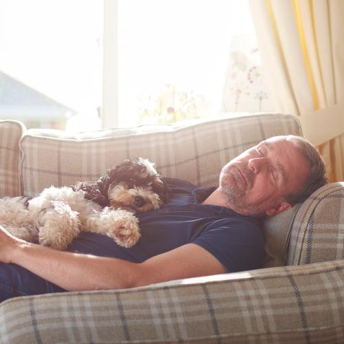 Having An Afternoon Nap Could Help You Live Longer