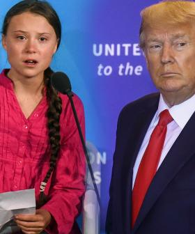 Greta Thunberg Subtly Shades Donald Trump On Twitter