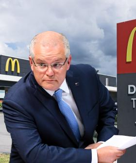 Scott Morrison Has Finally Addressed The Engadine Macca's Rumour