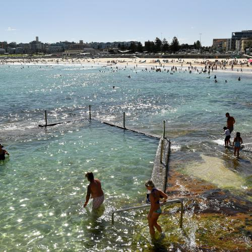 It'll Feel Like Summer In Sydney Today With Warmest Start To Spring In A Decade