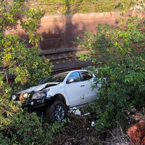 Vehicle Stuck On Train Line Delaying Services In Sydney's North