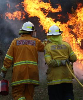 Severe Fire Danger Ratings In Parts Of NSW