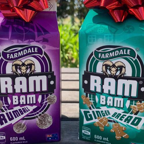 Aldi Have Just Dropped Two New Milk Flavs That Are Legit Christmas Classics