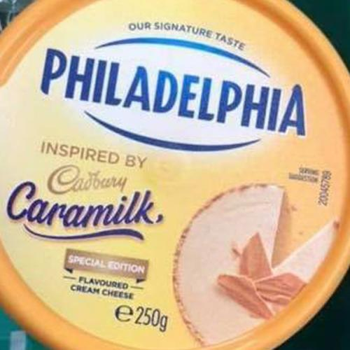 Shoppers In Literal Disbelief As Caramilk Cream Cheese Hits Shelves