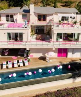 You Can Literally Stay In Barbie's Malibu Dreamhouse