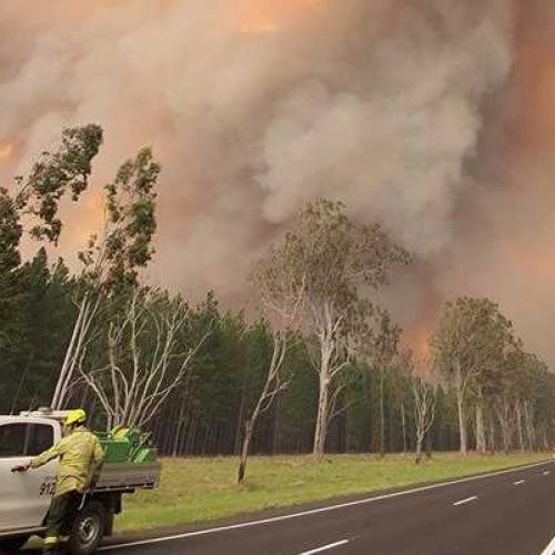 Up To 20 Homes Lost In NSW Bushfires