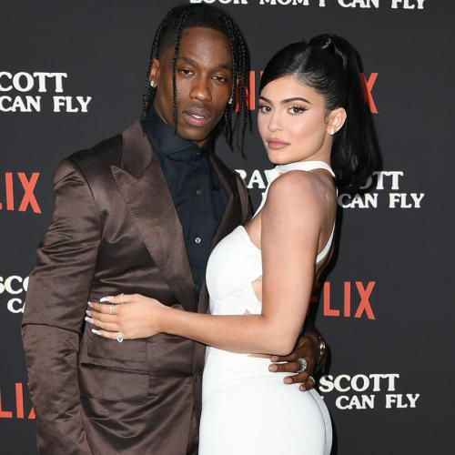 Kylie Jenner Attends Travis Scott's Festival, He Calls Her His Wife Onstage
