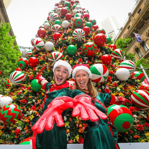 Jingle All The Way Into The Christmas Season In Sydney