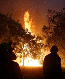 'Tough Day' Prompts Total Fire Bans In NSW